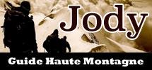 Jody Laoureux – guide de haute montagne